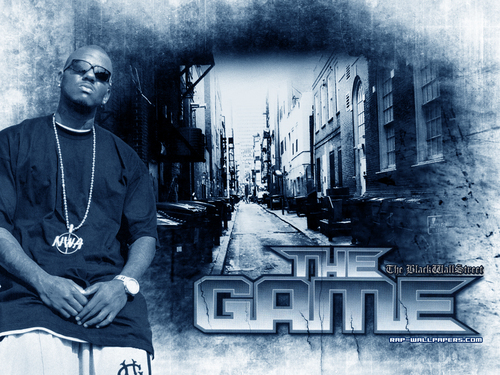 The Game پیپر وال