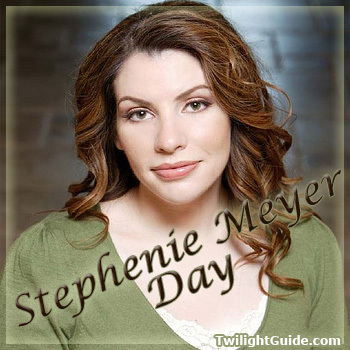 happy Stephie meyers день