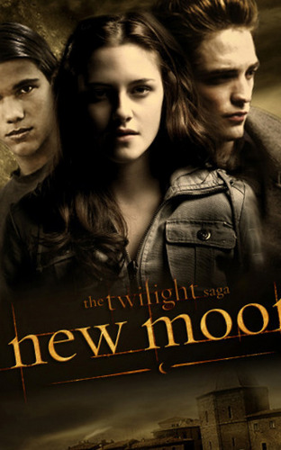 new moon rotated poster