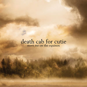 "Death Cab for Cutie's ""Meet Me on the Equinox"" chosen to be the first 제목 of New Moon's soundtrack"