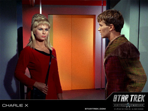 Janice Rand in ''Charlie x''