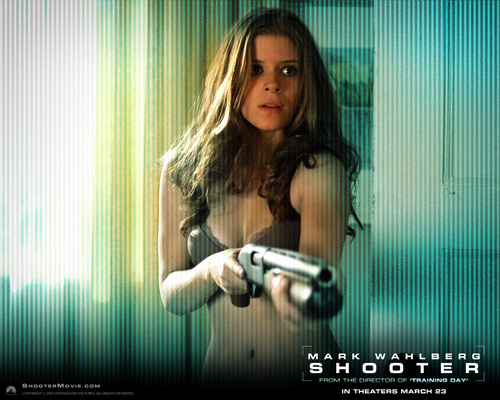 Kate in Shooter