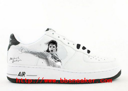 Michael Jackson jordan shoes