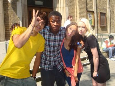 Skins(スキンズ) Cast [S4-Behind The Scenes]