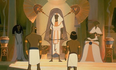 the prince of the egypt