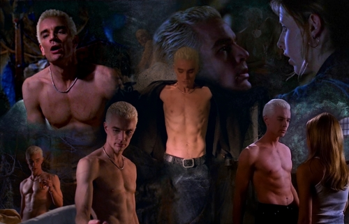 An Ode To Shirtless SPIKE