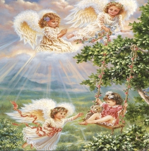 Angels at Play