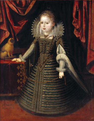 Anne of Austria, Infanta of Spain