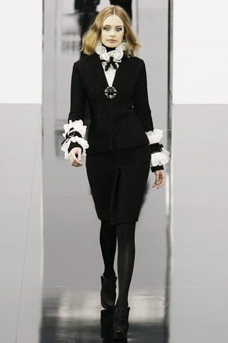 Chanel - Fall 2009 RTW Collection