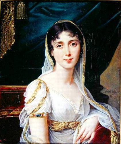 Désirée Clary, 皇后乐队 of Charles XIV John of Sweden and Norway