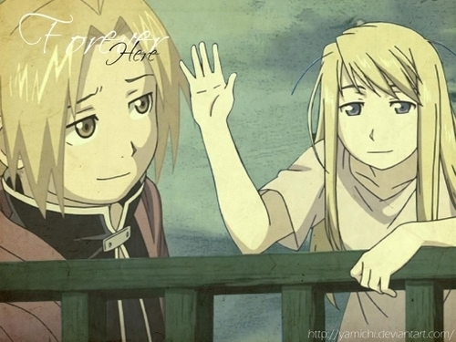 FMA Brotherhood - Forever Here