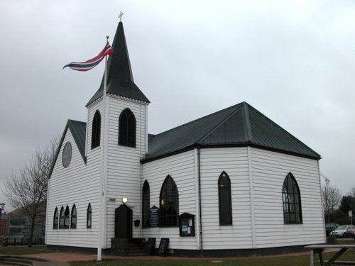 Norwegian Church Cardiff