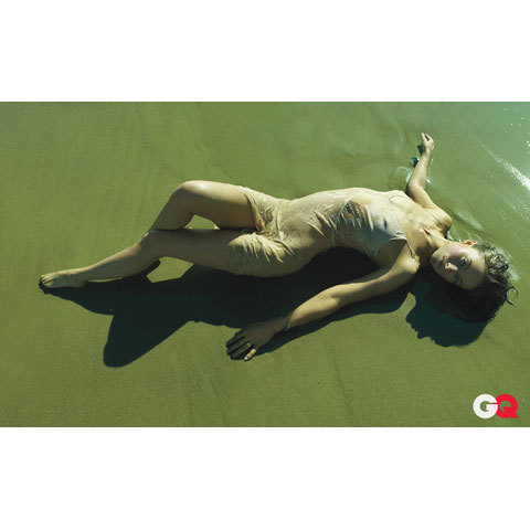 Olivia Wilde in GQ Magazine (October 2009)