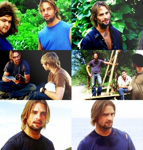 Sawyer in Blue - Picspam!