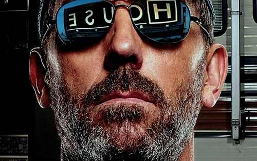 'House MD' Season 6 Promotional Photoshoot achtergrond
