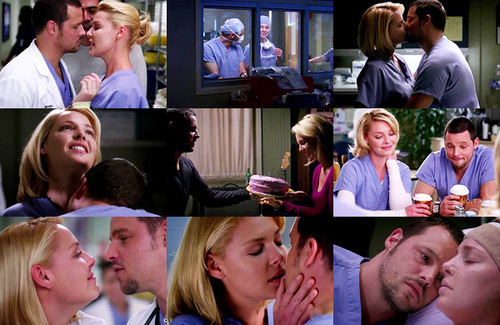 Alex And Izzie <3
