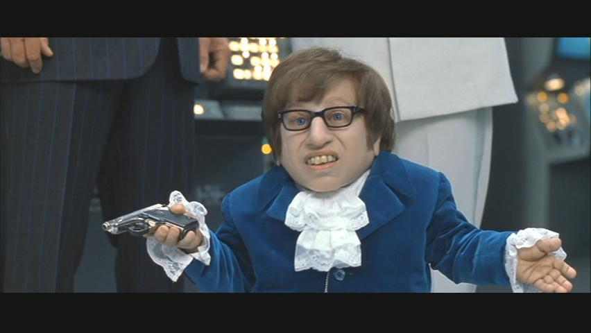 Austin Powers dans Goldmember (2002) Film Complet VF