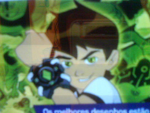 Ben Tennyson and The Omnitrix