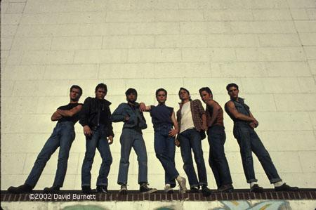 GREASERS!