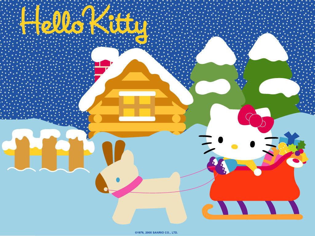 Hello Kitty Wallpaper Hello Kitty Wallpaper 8257474 Fanpop