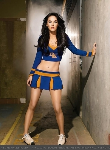 Jennifer's Body Photoshoot