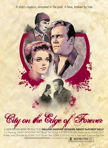 Kirk/Edith Keller - City on the Edge of Forever