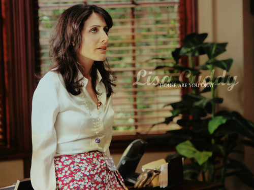 Lisa Cuddy پیپر وال