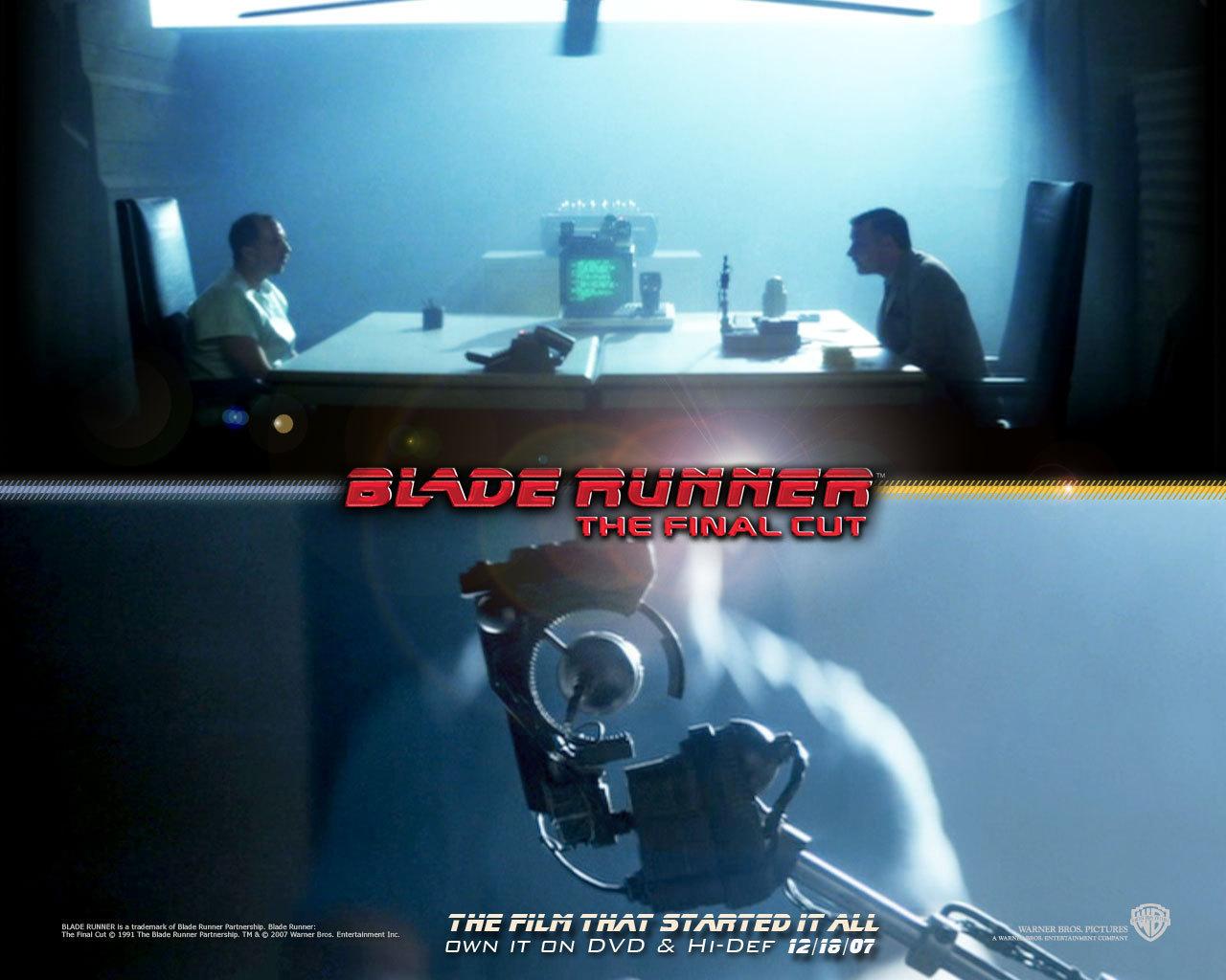 Official Blade Runner Wallpaper Blade Runner Wallpaper 8207471