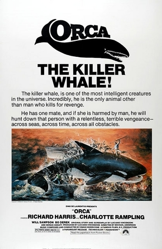 Orca: The Killer baleia (1977)