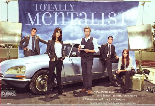 Tottaly Mentalist