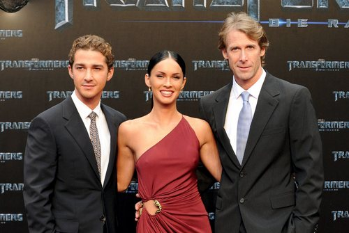 Transformers: Revenge of the Fallen Germany Premiere