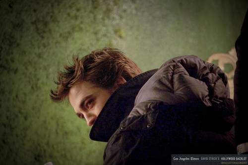 on set New Moon