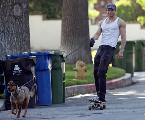 Kellan in LA