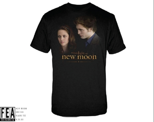 New New Moon T-Shirts