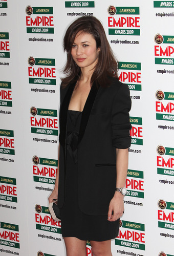 Olga Kurylenko | Empire Awards 2009 (HQ)