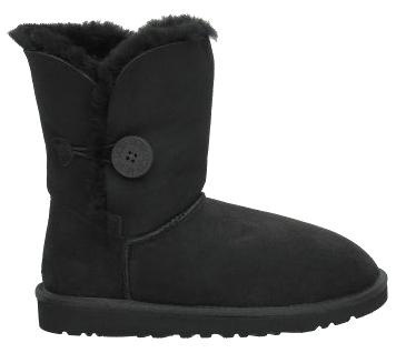 csboots.com UGG Bailey Button Black Boots UGG Bailey Button Black Boots