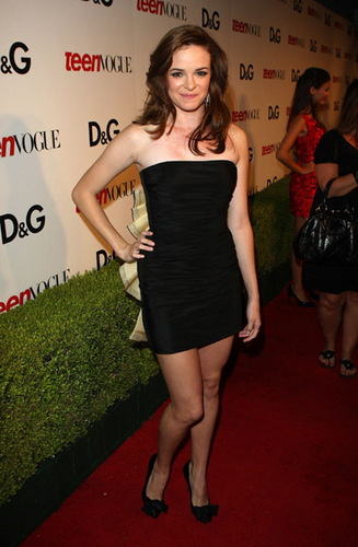 danielle at the 7th Annual Teen Vogue Young Hollywood Party