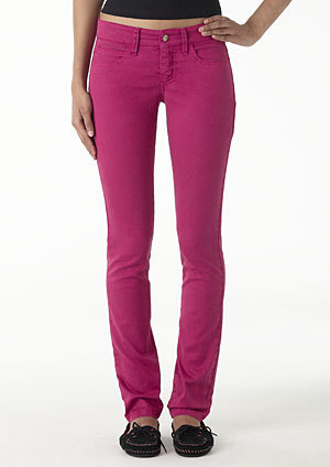 Brooklyn Low-Rise Skinny