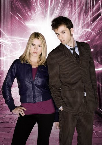 Doctor and Rose