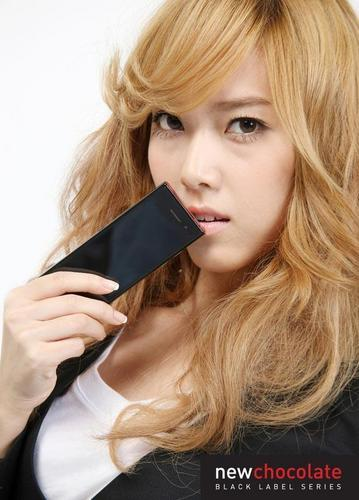LG Chocolate Phone-Jessica