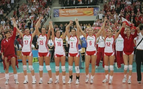 Polish Woman Team 4.10.09