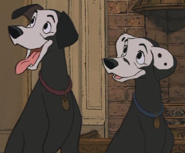 Pongo And Perdita Disney Couples Photo 8487850 Fanpop