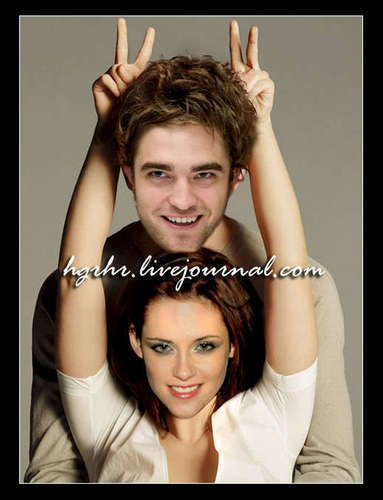 "Robsten Fanmade sejak ""hgrhr"" (take a look; this girl is a real artist ! )"