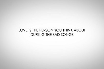 Sad Song Quotes Sad Songs images Sad Quote wallpaper and background photos (8430517) Sad Song Quotes