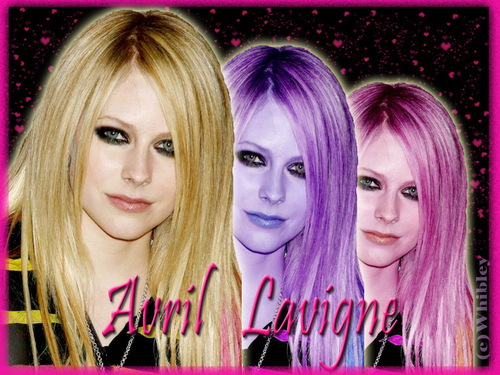 avril wallpaper_ <3