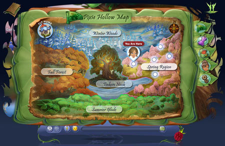 pixie hollow.com
