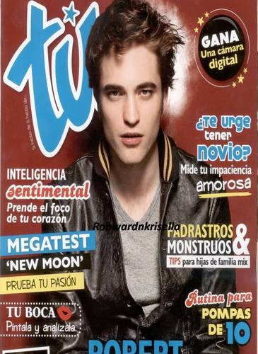 "HQ ""TU"" MEXICAN MAGAZINE"