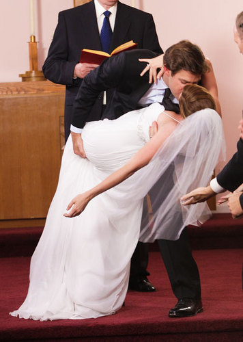 Jim and Pam Wedding 照片