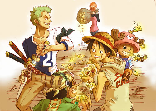 What do you think the treasure One Piece will be? Poll ...